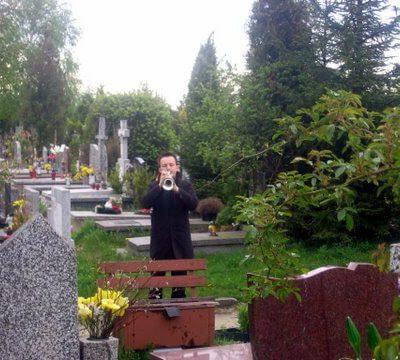 Oprawa muzyczna pogrzebu