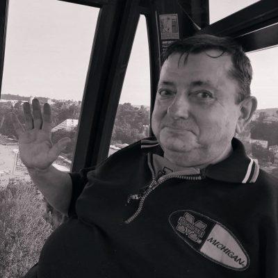 Nekrolog Krzysztof Wicher