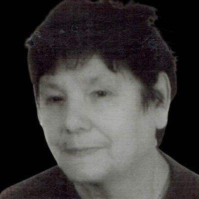 Nekrolog Barbara Werischak-Stawicka