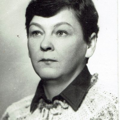 Nekrolog Halina Melchior