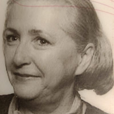 Nekrolog Krystyna Kielak