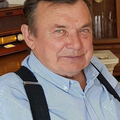 Nekrolog Kazimierz Józef Michaluk