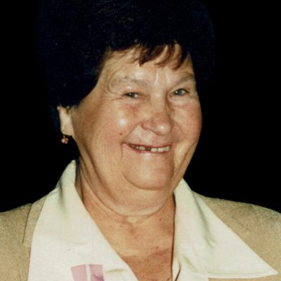 Nekrolog Barbara Cwięk